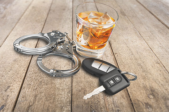 DUI criminal charges
