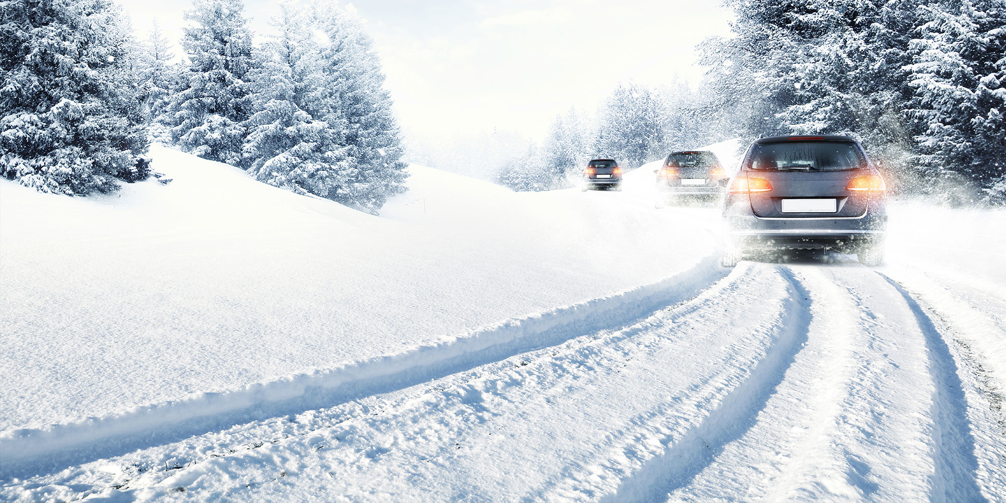 Slippery Roads:  How to Drive in Snowy Weather