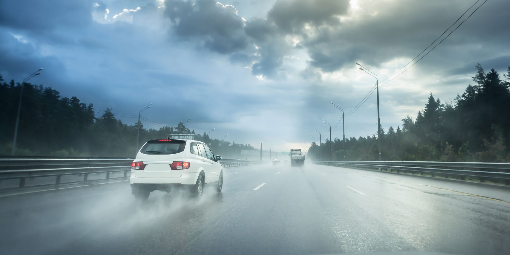 """Bad Weather? Utah Law says """"Drive Below the Speed Limit"""""""
