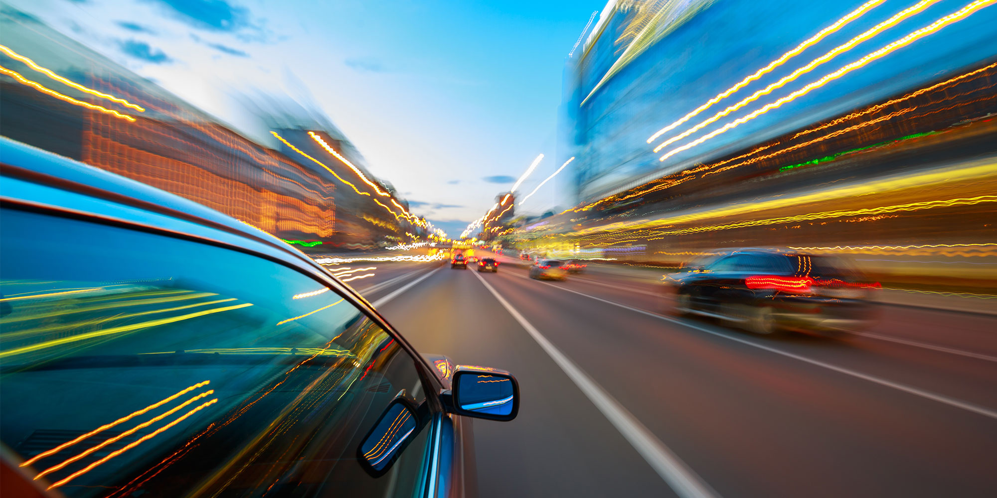 Speeding and Aggressive Driving Cause Accidents